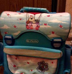 New orthopedic briefcase-school satchel