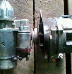 starter generator maskwich