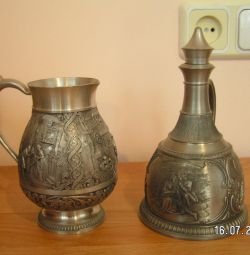 vessels for wine