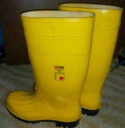 PVC boots Eurofort s5
