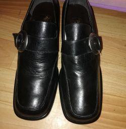 Туфлі ALBA натуральна шкіра 39 розмір