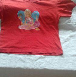 Bir kız için t-shirt