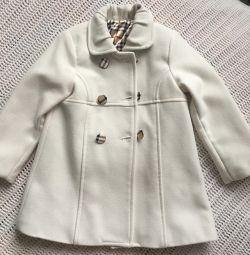Пальто на дівчинку 3 роки