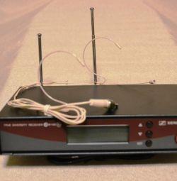 Sennheiser EW122 G2 головная радиогарнитура