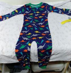 carters пижама новая