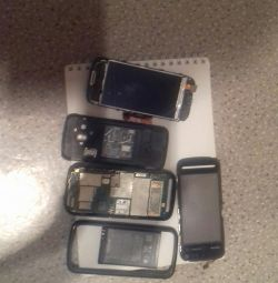Nokia 5800 for parts
