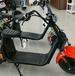 Προς πώληση 2000 ηλεκτρικών σάκων Harley Citycoco