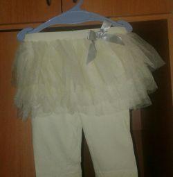 Γκέτες με φούστα