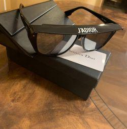 DIOR γυαλιά με γείσο, σε σουίτα, καινούργια