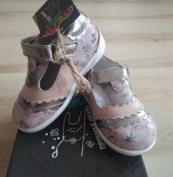 Новые туфельки Лель