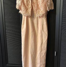 Rochie de seară cu bolero