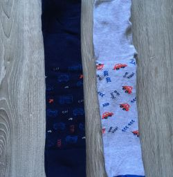 Tights NEW mothercare 6-12 months.