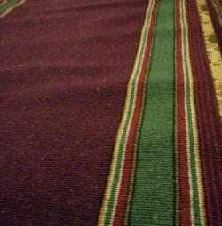 New woolen track