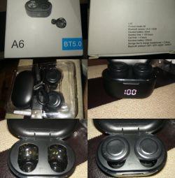 Wireless headphones A6