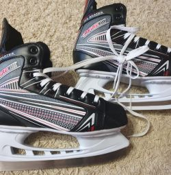 Hockey skates new 40 size