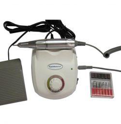 Apparatus for nail service