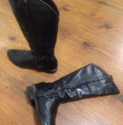 Fabi μπότες, πρωτότυπο