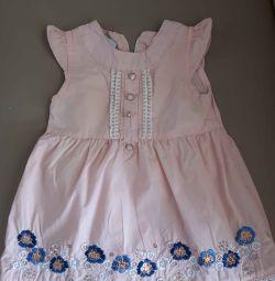 Платье 2-3года