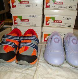 Sneakers çocuk atlama çözümleri 28-29-30 - yeni