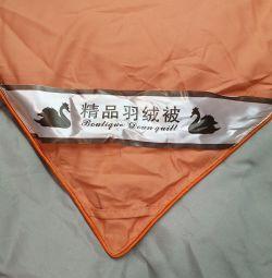 Одеяло 100% пух