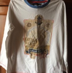 Tricou pentru copii cu mânecă lungă