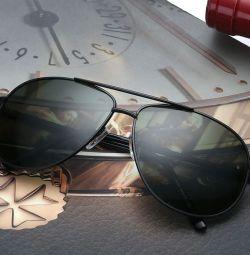 Γυαλιά αεροπόρων με μέγιστη προστασία των ματιών