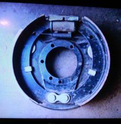 Передний опорный диск на Газ 53.