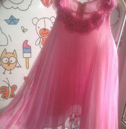Лeгкое пышное платье