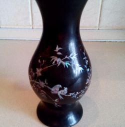 Vazo Çin Vietnam Ağacı İnci Annesi