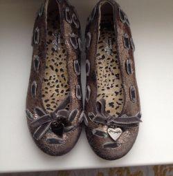 Παπούτσια μπαλέτου ROBERTO CAVALI