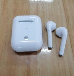 беспроводной наушник earpods
