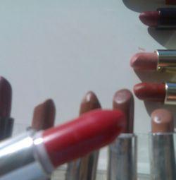 Lipstick famous brands