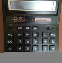 Калькулятор citizen sdc-888tii 12 разрядов б. у