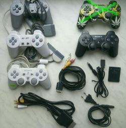 Запчасти на PS1 - PS3 (+запчасти)