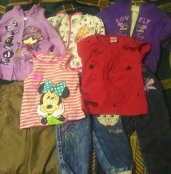 Одяг на дитину