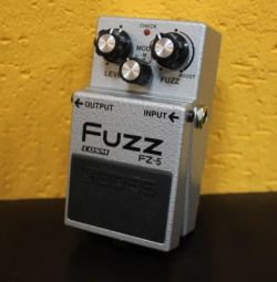 Guitar effects pedals, gadgets