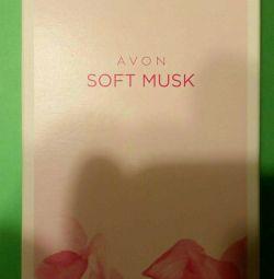 Eau de toaletă Avon SOFT MUSK 50ml