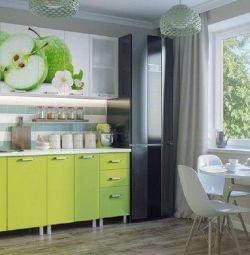 Kitchen 1.80 Apple Modular NEW