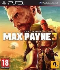 PS3 Max Payne Games
