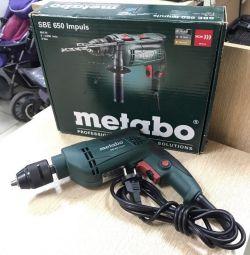 Drill Metabo SBE 650 Impuls