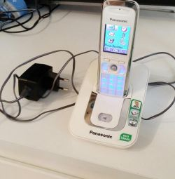 Telefon fix Panasonic KX-TG8411