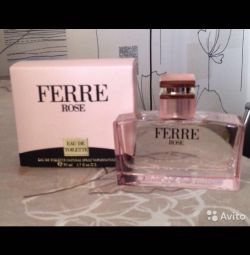 Ferre Rose from Gianfranco Ferre 50 ml new