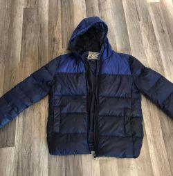Used Ostin down jacket size S (44-46) used