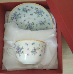 Tea pair?