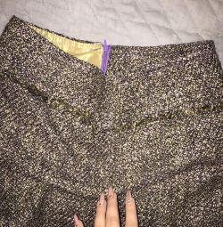 Φούστα Tweed