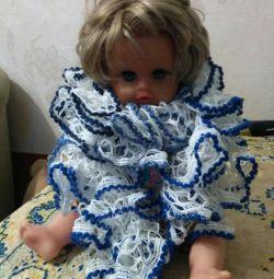 Eșarfă tricotată