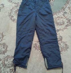 Pamuklu pantolon