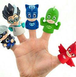 Παιχνίδια δάχτυλων