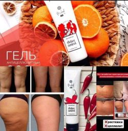 Gel from cellulite NL