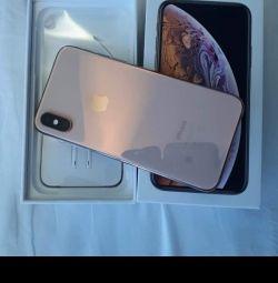 iPhone XS Max 64 Гб золото